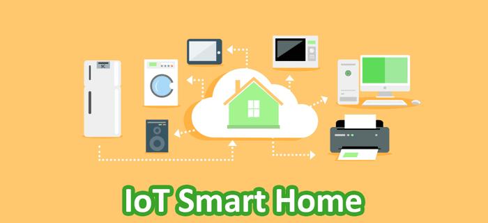 خانه هوشمند مبتنی بر اینترنت اشیا