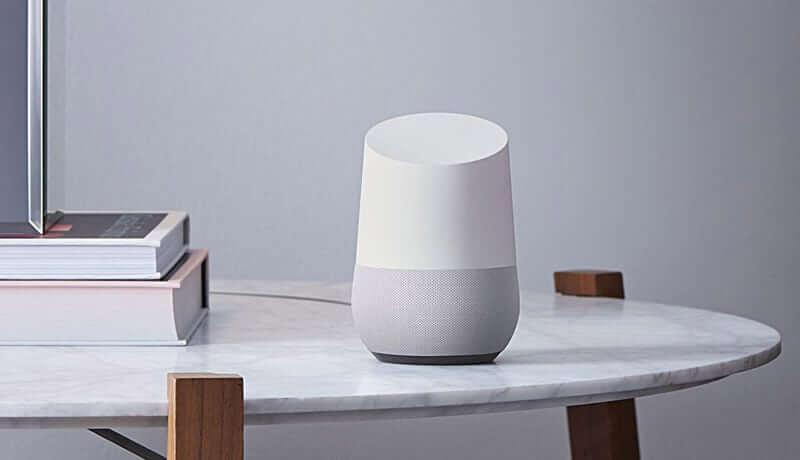 دستیار صوتی گوگل و تجهیزات خانه هوشمند