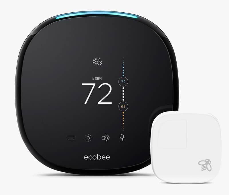 ترموستات هوشمند Ecobee 4