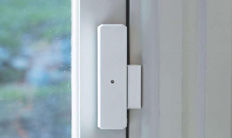 سنسور درب و پنجره هوشمند