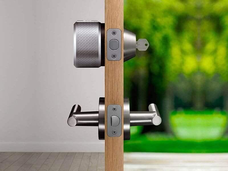 تجهیزات هوشمندسازی ساختمان - قفل هوشمند