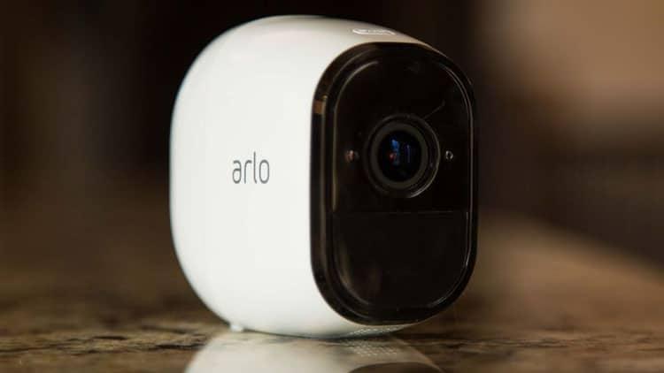 تجهیزات هوشمندسازی ساختمان - دوربین هوشمند Arlo Pro