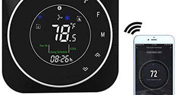 کنترل دما با موبایل و هر آنچه باید در موردش بدانید